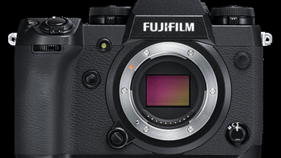 Cámara Fijufilm X-H1 Sin espejo APS-C