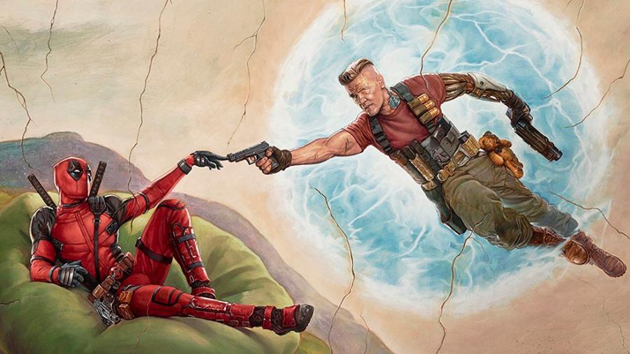 Treiler 2 Deadpool 2